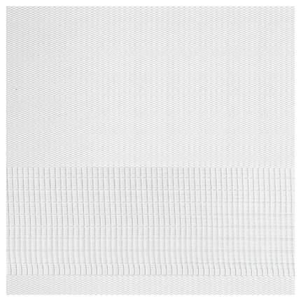 Рулонная штора Эскар День-Ночь 170х73 цвет белый