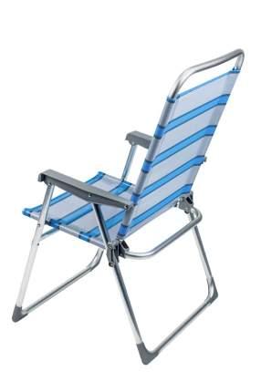 Кресло складное GoGarden WEEKEND, 52х56х92 см, алюм,