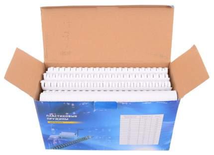 Набор пластиковых пружин Office Kit BP2111 Белый