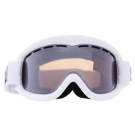 Горнолыжная маска детская Electric EG1K 2015 gloss white bronze/silver chrome