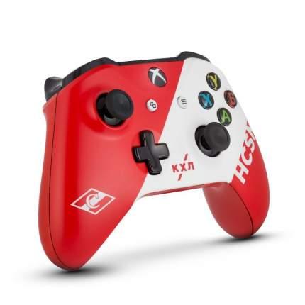 "Геймпад Microsoft Xbox One RBW-XB047 КХЛ ""Спартак"""