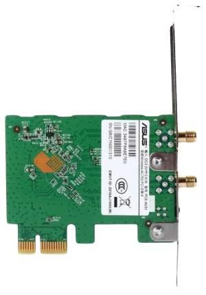 Приемник Wi-Fi ASUS PCE-AC51 Green