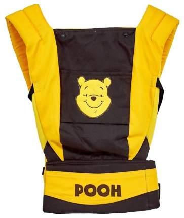 Рюкзак кенгуру Polini Kids Disney Baby Медвежонок Винни и его друзья