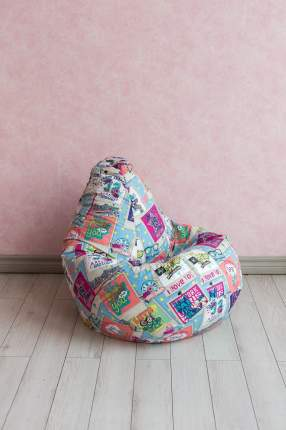 Кресло-мешок DreamBag Dream XL, разноцветный