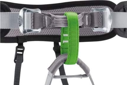 Страховочная система Petzl Aspir Harness серая/черная