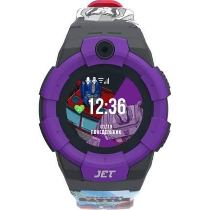 Детские смарт-часы Jet Megatron vs Optimus Prime Purple/Purple