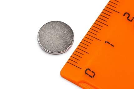 Неодимовый магнит Forceberg диск магнит Forceberg 10х1 мм, 50 шт