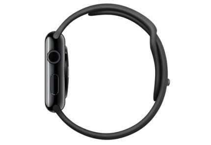 Смарт-часы Apple Watch 42mm (MLC82RU/A)