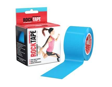 Кинезиотейп Rock Tape Classic голубой 5 см x 5 м