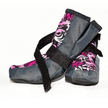 Ботинки для собак OSSO Fashion, в ассортименте, L, 4 шт