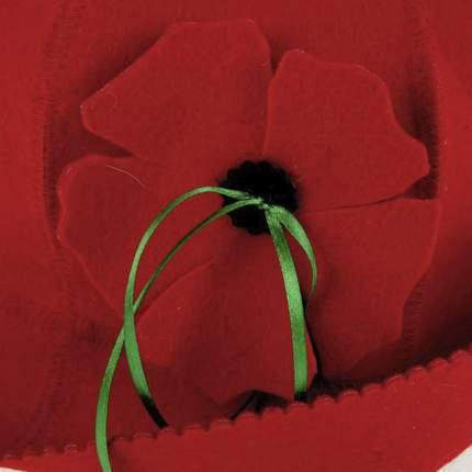 Войлочная шляпка для бани Флирт Rusher шв040