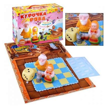 Настольная игра для малышей Русский Стиль Курочка ряба 3893