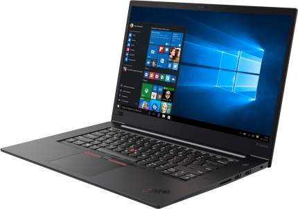 Ультрабук Lenovo ThinkPad X1 Extreme (20MF000XRT) Black