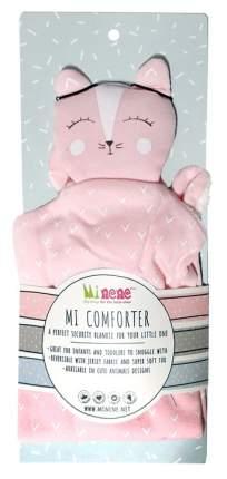 """Игрушка-салфетка """"Mi Comforter"""", розовая кошечка"""