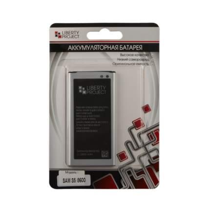 Аккумулятор 'LP' для Samsung SM-G900 Galaxy S5 (EB-BG900BBE) Li-Ion 2600 mAh