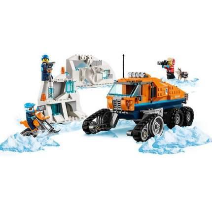 Конструктор пластиковый BELA 10995 Грузовик ледовой разведки