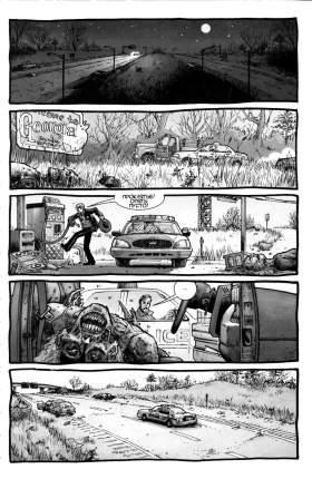 Комикс Ходячие Мертвецы. Том 1