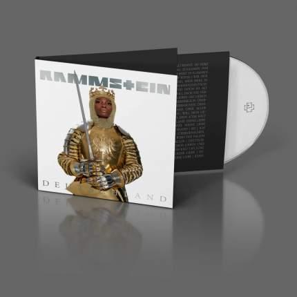 Аудио диск Rammstein Deutschland (CD Single)