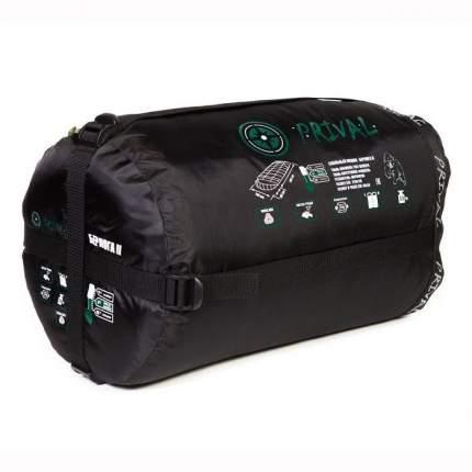 Спальный мешок Prival SPR0012-R Берлога II Кмф правый