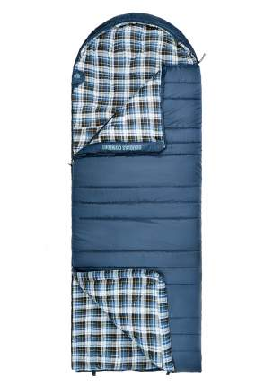 Спальный мешок Trek Planet Douglas Comfort синий, левый