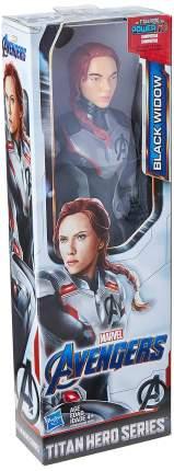 Фигурка Marvel AVENGERS Мстители Черная Вдова 30 см - Titan Hero PowerFx - из фильма