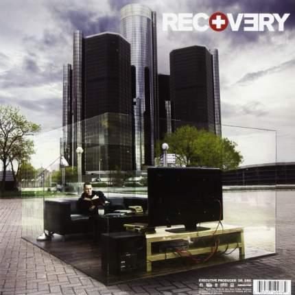 Виниловая пластинка Eminem Recovery (2LP)