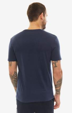 Футболка мужская Armani Exchange 3GZTAX ZJH4Z 1529 синяя/белая S