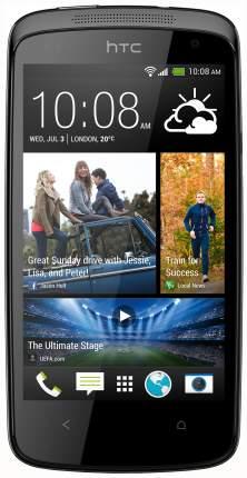 Смартфон HTC Desire 500 Dual Sim Rus 4Gb Glossy Black