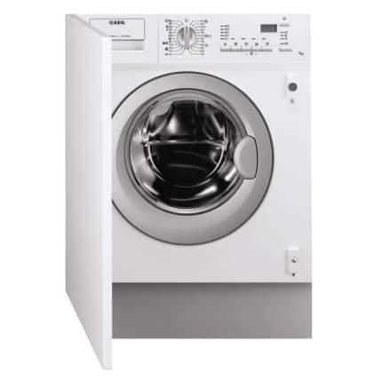 Встраиваемая стиральная машина AEG L61470WDBI
