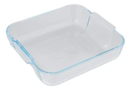 Форма для выпекания (стекло) Pyrex для жаркого квадратная, 21*21 см. стекло 220B000/