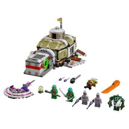 Конструктор LEGO Ninja Turtles Подводная погоня (79121)