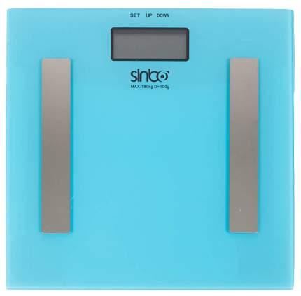 Весы напольные Sinbo SBS 4439 Голубой