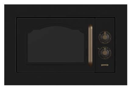 Встраиваемая микроволновая печь Gorenje BM235CLB Черный