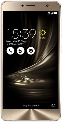Смартфон Asus Zenfone 3 Deluxe ZS550KL 64Gb Silver (2J009RU)