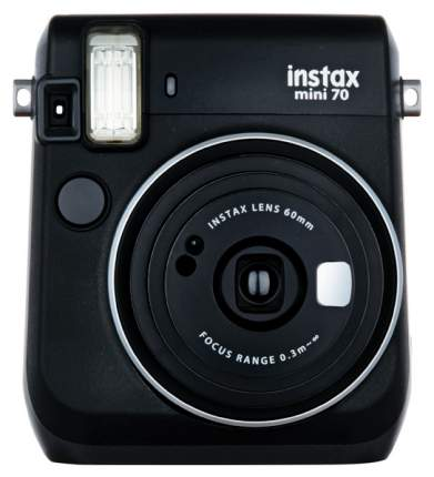 Фотоаппарат моментальной печати Fujifilm Instax Mini 70 Black