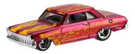 Машинка Hot Wheels 63 Chevy II Super 5785 DVC89