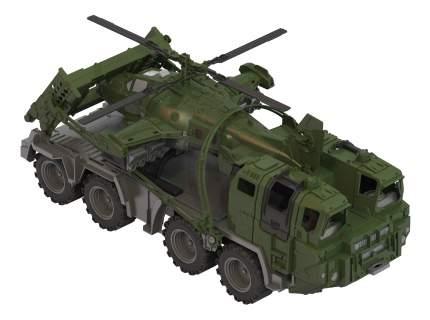 Военный тягач Нордпласт Щит с Вертолетом