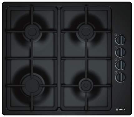 Встраиваемая варочная панель газовая Bosch pBP6C6B90 Black