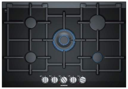 Встраиваемая варочная панель газовая Siemens ER7A6RD70 Black