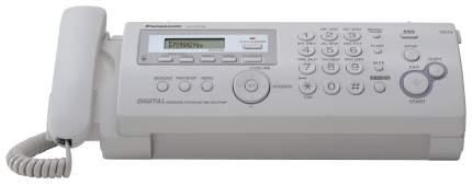Факс Термо Panasonic KX-FP218RU белый