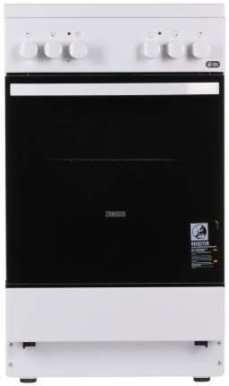 Электрическая плита Zanussi ZCV9540H1W White