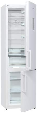 Холодильник Gorenje NRK6201 White