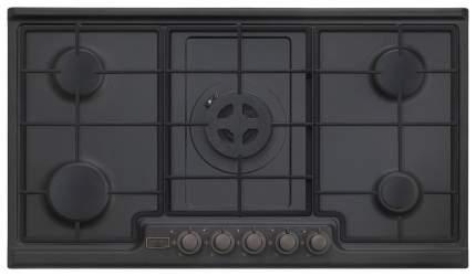 Встраиваемая варочная панель газовая Korting HG 9115 CTRN Black