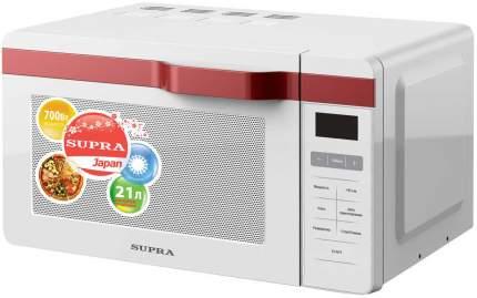 Микроволновая печь соло Supra MWS-2133SW white