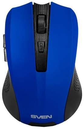 Мышь беспроводная SVEN RX-345 Wireless синий