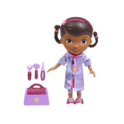 Мягкая игрушка Disney Doctor Plusheva 90045 Доктор Плюшева Дотти с аксессуарами, 14 см