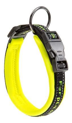 Ошейник Ferplast Sport Dog C15/35 78003828, желтый