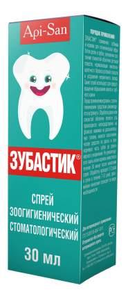 Спрей для полости рта животного АПИ-САН Зубастик, 30мл