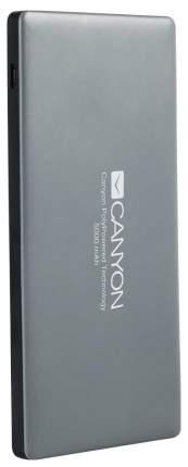 Внешний аккумулятор CANYON CNS-TPBP5DG 5000 мА/ч Grey