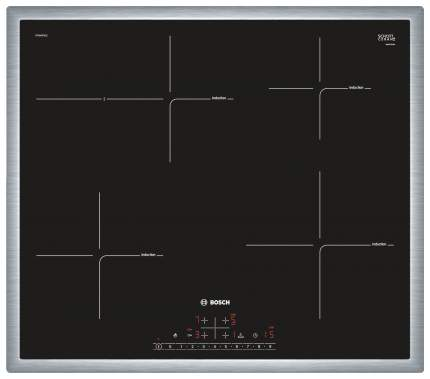 Встраиваемая варочная панель индукционная Bosch PIF645FB1E Black